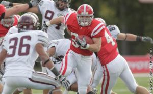 Cornell football looks to have a bounce back year after a disappointing 2-8 campaign in 2010. (Photo by Patrick Shanahan).